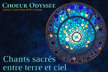 Choeur Odyssée-chants sacrés entre terre et ciel-ananda
