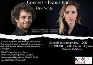 concert duo notte